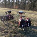 Asien Bike tour – Fahrradausrüstung komplett