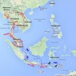 Countdown zur Asien-Bike-Tour