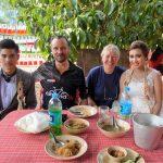 Thailändische Gastfreundschaft