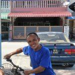 Raja Abdullah bittet zum Interview