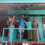 Zu Gast bei Ramang in Komodo Village